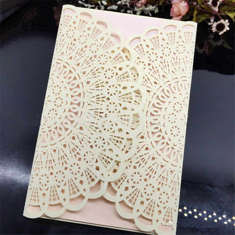 Online Get Cheap Beautiful Wedding Invitation Aliexpress – Cheap Beautiful Wedding Invitations