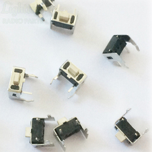 50X Tact Switch PTT For Kenwood TK3107 TK3207  Universal Type