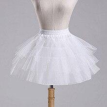 Короткие юбки нижнее белье для девочек слипы Hoepelrok Вид Костюмы свадебное платье для танца юбка Костюмы для вечернего