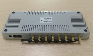 Image 5 - מקורי DBL GoIP 8 יציאות gsm gateway/voip sip gateway/IP GSM Gateway/GoIP8 VoIP 8 ערוצים תמיכת SIP/H.323 עבור IP PBX שרת