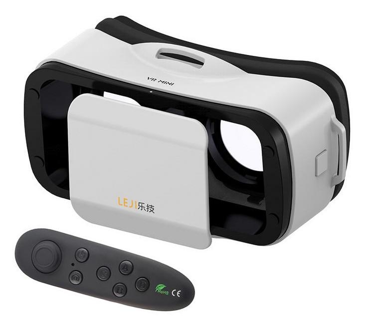 Virtual Reality Headset VR Goggles Mini <font><b>Portable</b></font> 3D VR <font><b>Glasses</b></font> for Cellphones <font><b>Movie</b></font> <font><b>Video</b></font> Game Virtual <font><b>Glasses</b></font> Visor 3D Eyes