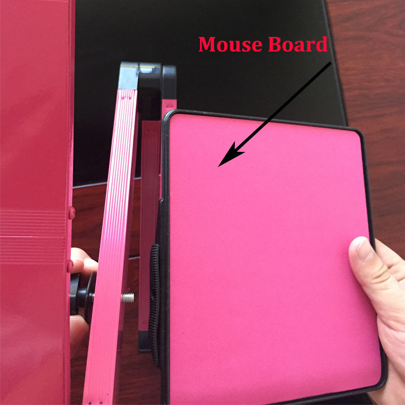 Mouse Stand Adjustable Portable 18