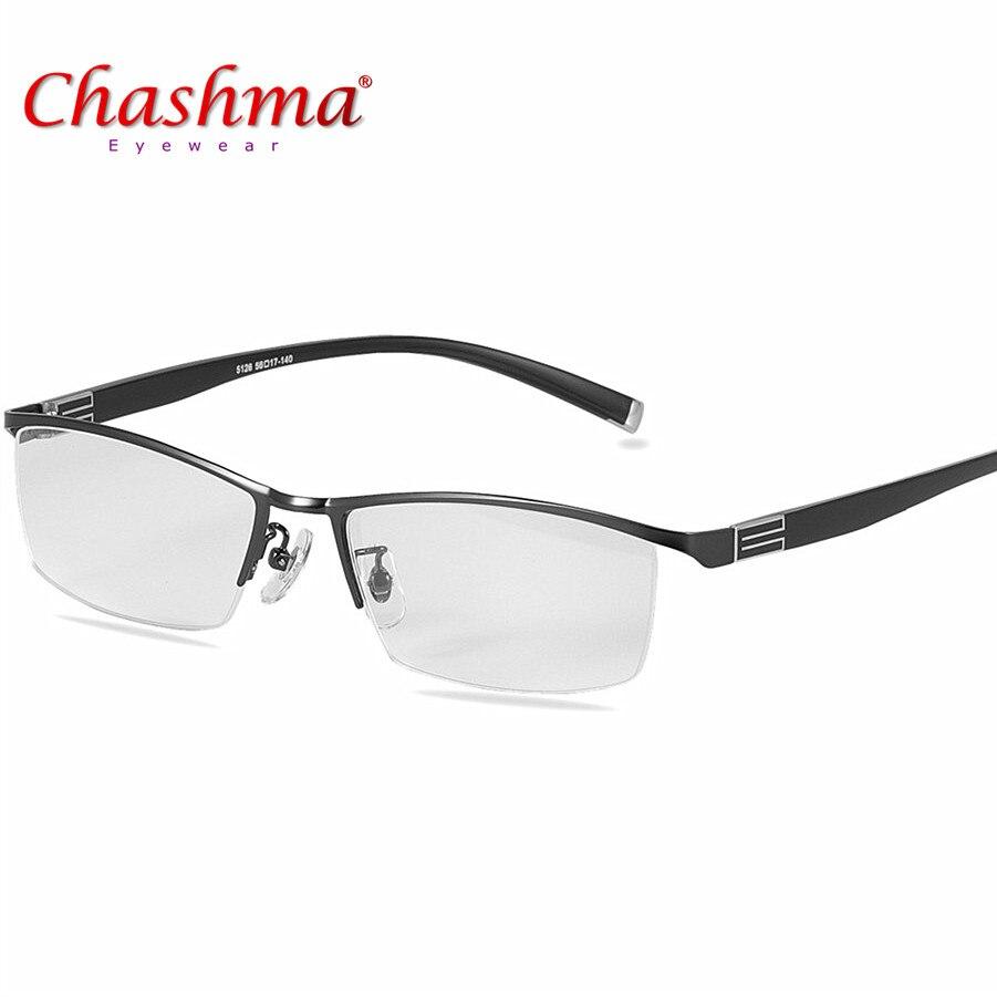 2016 nouveau titane alliage lunettes cadres hommes optique lunettes cadre lunettes Prescription lunettes pour hommes d'affaires lunettes