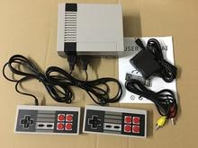 Новый Ретро Мини ТВ Ручной игровой консоли для ne игры с 2 Пульты ДУ для игровых приставок встроенный 600 классических игр PAL и NTSC
