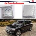 Completo Cubierta Del Coche SUV Sol Al Aire Libre Anti UV Lluvia Nieve Resistente Cubierta Para Jeep Compass Envío Gratis!