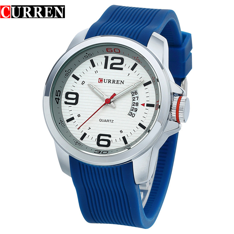 Часы curren quartz цена