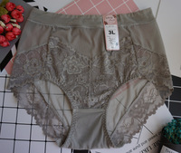 High Waist Fashion Process Pure Cotton Women S Panties Non Trace Ms In Waist Sexy Underwear