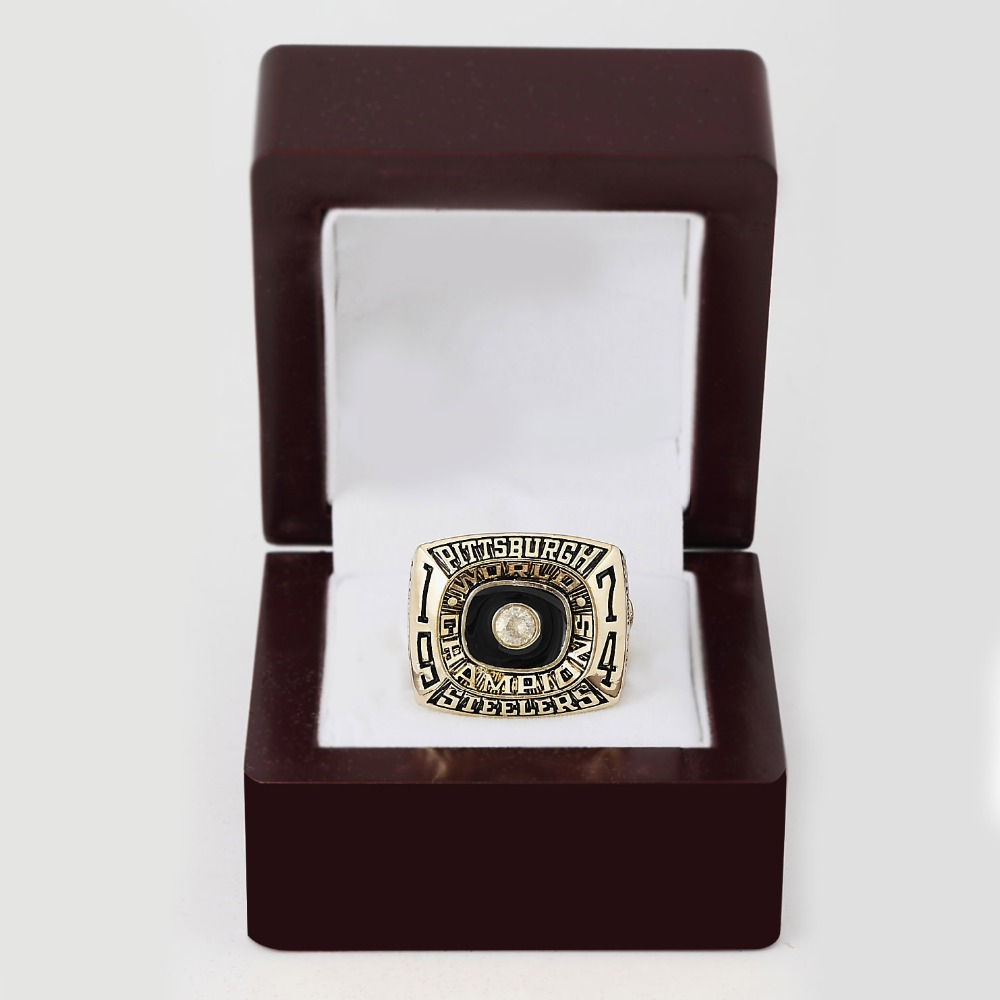 2006 Pittsburgh Steelers World Champions Rings