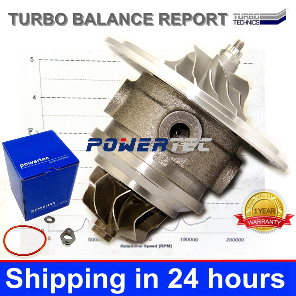 GT1752S turbo core 9198631 5955703 chra 452204  turbo cartridge 452204-0007 turbolader for SAAB 9-5 3.0 T V6 Engine: B308E