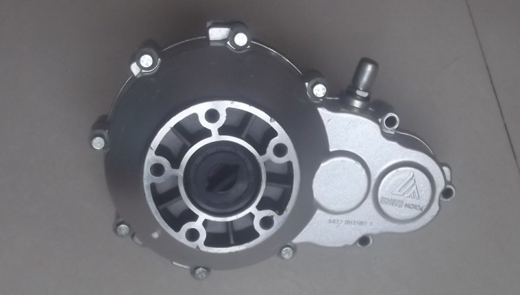 BM1418 brushless motor's differential gear, gearbox , gear rate  1:10.4 differential gear