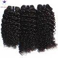 cheap Malaysian virgin hair kinky curly virgin hair 3 pcs lot Malaysian human hair weaves remy Malaysian hair extensions 100g