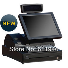 VTOP180F Commercial Cash Register Cash Register Commercial POS Touch Screen Integrated Machine Energy Saving
