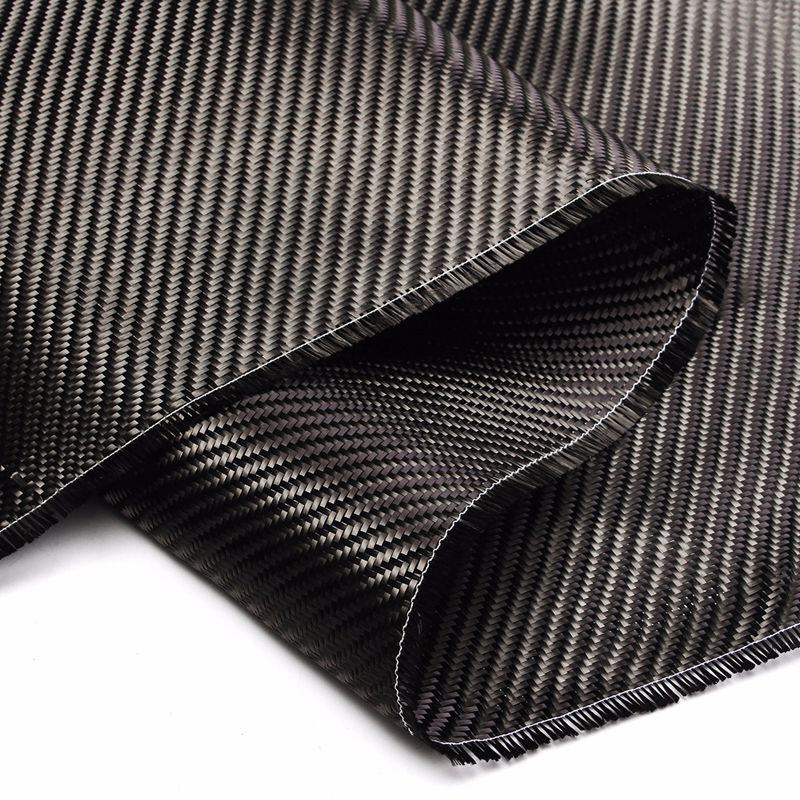 High Quality 127x91cm Carbon Fiber Cloth Fabric 2x2 Twill 50 3k 0.25mm Thickness Carbon Fiber for Commercial Industry RepairHigh Quality 127x91cm Carbon Fiber Cloth Fabric 2x2 Twill 50 3k 0.25mm Thickness Carbon Fiber for Commercial Industry Repair