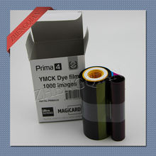 Original Magicard Prima432 YMCK ribbon work on Prima4 printer