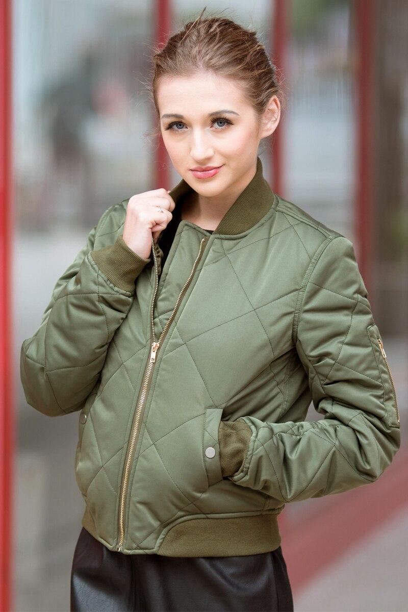 HTB1RoqFlamgSKJjSsplq6yICpXaO Bella Philosophy autumn winter quilting bomber jacket women coat zipper long sleeve winter jacket cotton-padded pink outwears