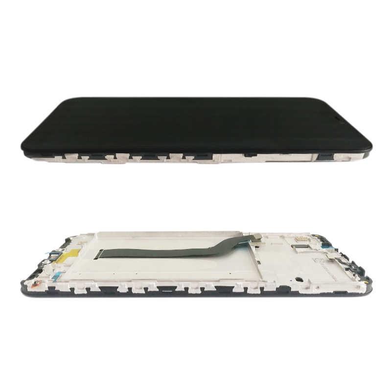 """5.84 """"jakość aaa IPS LCD + ramka dla Xiao mi mi A2 Lite zamiennik ekranu wyświetlacza LCD dla Red mi 6 Pro LCD 2280*1080 rozdzielczość"""
