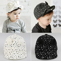 The Cat Ear Cap Boys and Girls Baseball Hat Baby Hat In The Spring and Autumn Along The Cap