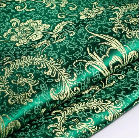 90 tessuto del cm panno tessuto vestito pteris broccato cm 100 BRwSBa