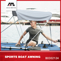 AQUA MARINA Inflatable Boat Kayak Accessories Boat Sunshade Kayak Shelter Sunshine Protection Canopy Use For BT 88891/92/92