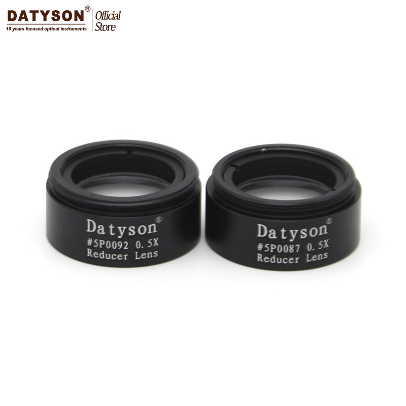 0 5X Focal Reducer Lens for Any 1 25