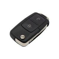 remote key WhatsKey Folding Key 2/3 Button Remote Flip Key Shell Case Fob For Volkswagen B5 Golf Polo Passat Bora MK4 Seat Leon ibiza (5)