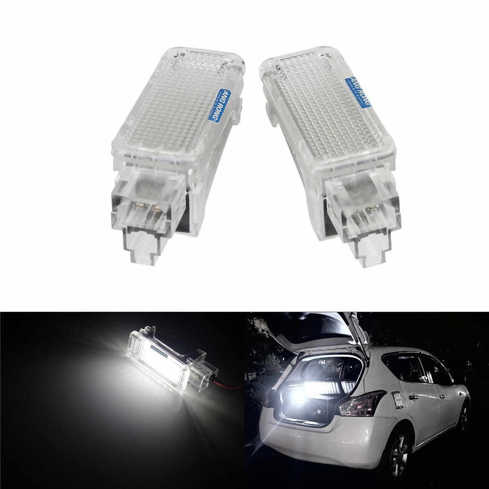 Detail Feedback Questions About Led Car Interior Lamp Seat Light Audi A5 To Facelift Tail Lights Adaptor Wiring Automotive Angrong 2x Courtesy Luggage Trunk Boot Footwell Door For A3 A4 S4