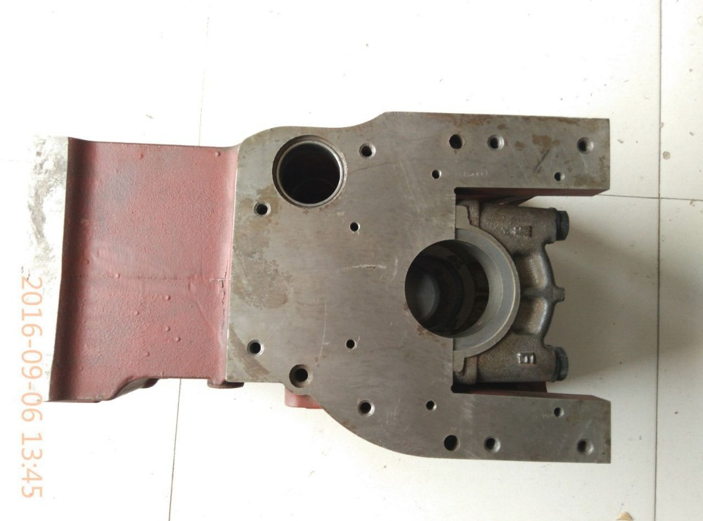 Taishan TS300 TS354 tractor with swirl chamber engine FD2100T, the cylinder block, part number: SD2100-0110 taishan kama km454 tractor with engine fd395t the set of gaskets including the cylinder head gasket part number