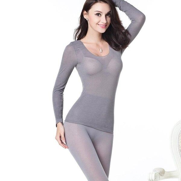 Online Buy Wholesale ladies long underwear from China ladies long ...