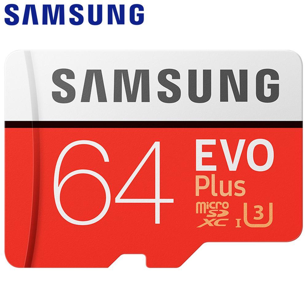 100% Original Samsung Memory Card 32gb 64gb 128gb 256gb Micro Sd Card Sdhc/sdxc Class10 EVO Microsd 16 Gb For Phone/tablet