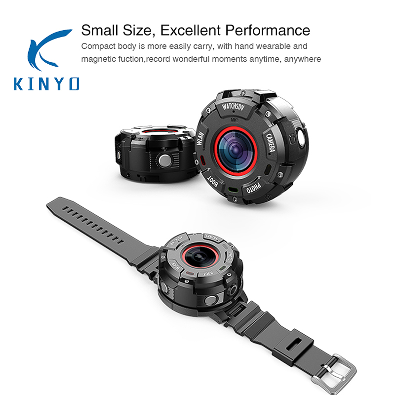 Pretty good intelligent watch outdoor activity smart watch amazing video camera watch band vital events recording business gifts amazing machines roaring rockets activity book