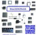 Free shipping Stm32f429vit6 MCU , Arm 2 MB kilat 100 LQFP 32F429 STM32F429 1PCS/LOT