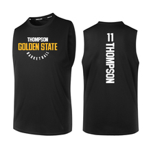 BONJEAN Design 11 Klay Thompson Printing Jersey Top Quality Uniforms Sports Basketball Jerseys Breathable Training Shirts