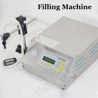 Free Electric Water Filling Machinery Digital Electrical Liquids Filling Machinery Automatic For Range Up To 2