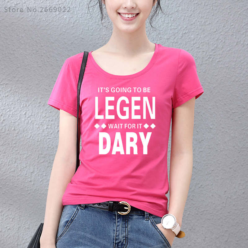 Girl Women Slim Fit Short Sleeve Tshirts Ted Mosby Tv How
