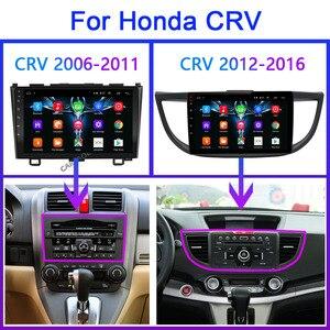 "Image 2 - 2G+32G For Honda CRV CR V 2006 2016 Car Radio Multimedia Player 2 din 9""Android 8.1 Auto Radio navigation stereo wifi navi gps"