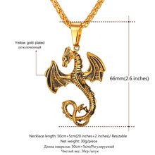 Pendant Dragon Chain