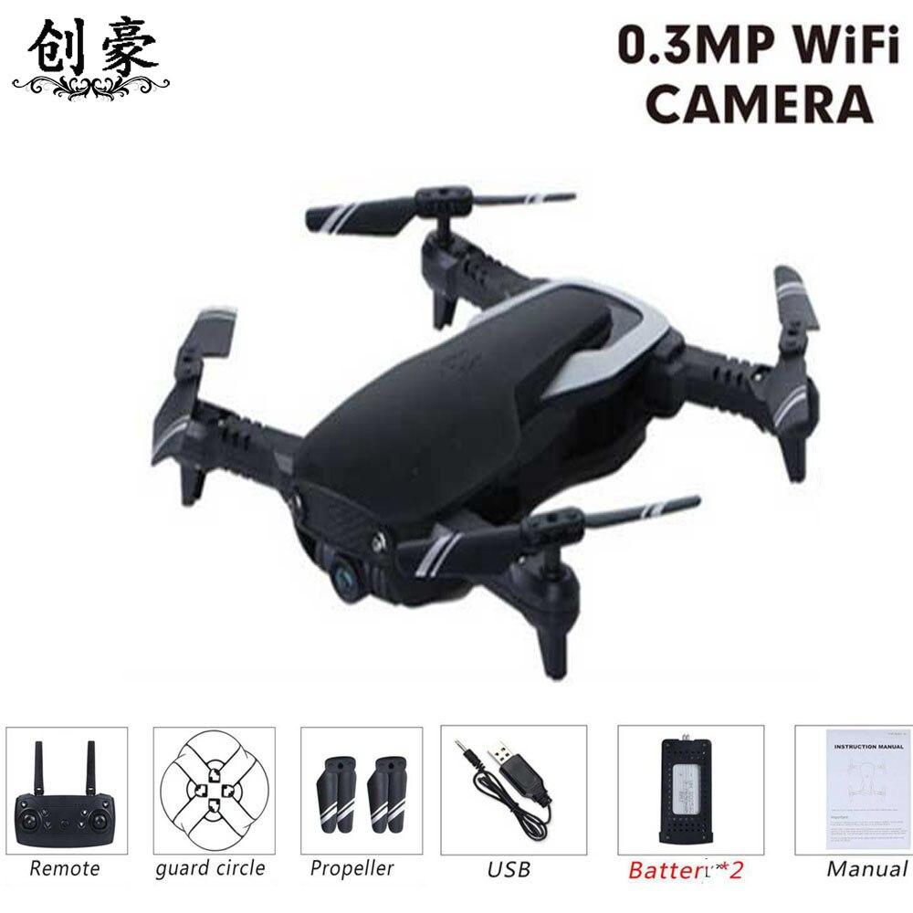 H2 FPV Selfie Dron Pliable Drone avec Caméra HD Grand Angle Vidéo En Direct Wifi quadcopter rc Optique Suivre Mode Quadrocopter