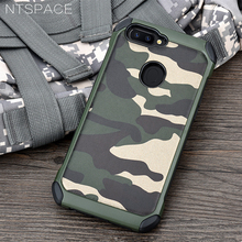 цена на Case for OPPO R7S R7 Plus R9 R9S Plus Army Camo Camouflage Shockproof Protective Case for OPPO R11 R11S Plus Back Cover Fundas
