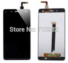 HK Free shipping 100% Tested For Xiaomi Mi 4 LCD Screen and Digitizer Assembly - Black