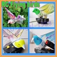 Nowy Pomysł na prezent zabawki RC Latające ptaki bionic zdalnego ptaki zabawki nowością zabawki RC samolot + darmowa wysyłka