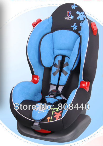 ES01 - S dynamic superman car child safety seats nine months to 6 years of use