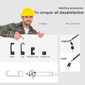 Image 5 - 1M 10M 4.3 Inch Lcd Display Pipe Inspection Industrial Endoscope 1080P Inspection Cameral IP67 Waterproof Snake Tube Borescopes