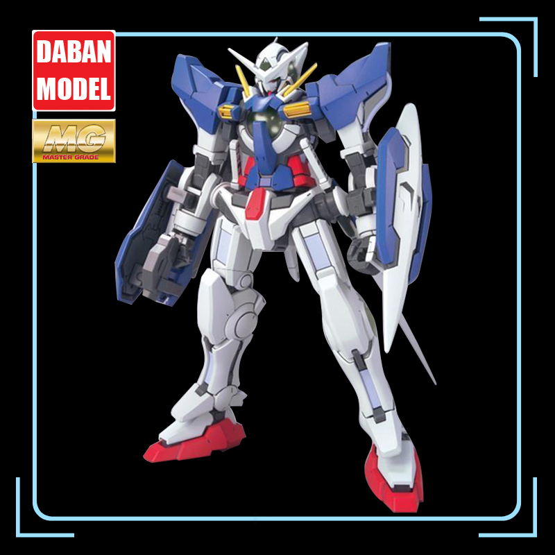 Daban Model MG Gundam 8808 Model MG MB 1/100 GN-001/HS-A01 Avalanche-EXIA Mobile Suit Kids Toys Out of Print Specials