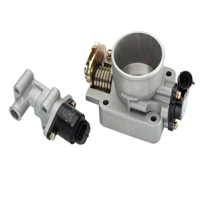 Bore size 50mm New Throttle body for DELPHI system Engine Displacement /EQ491,2.0L Throttle valve Assembly