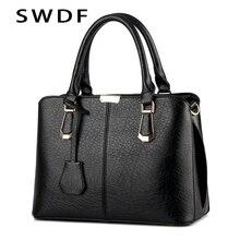 Designer Women Handbag Female PU Leather Bags Handbags Ladies Portable Shoulder Bag Office Ladies Hobos Bag Totes Bolsos Mujer