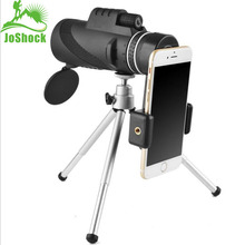 Joshock 40X60 Zoom Telescope Portable Monoculars Waterproof Night Vision Handheld Outdoor Hunt and camping