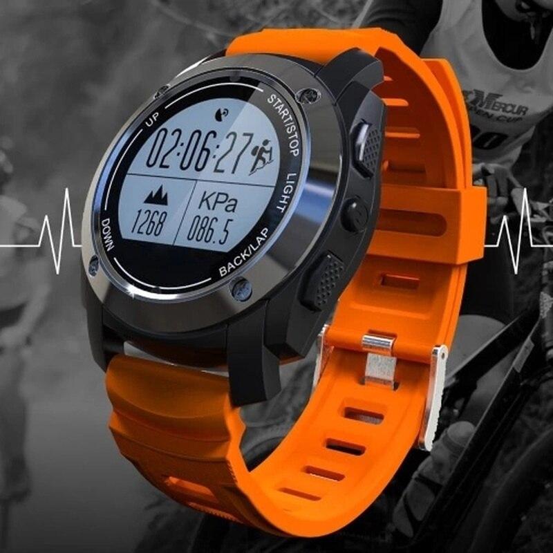 15 S928 GPS Outdoor Digital Running Smart Sports Watch