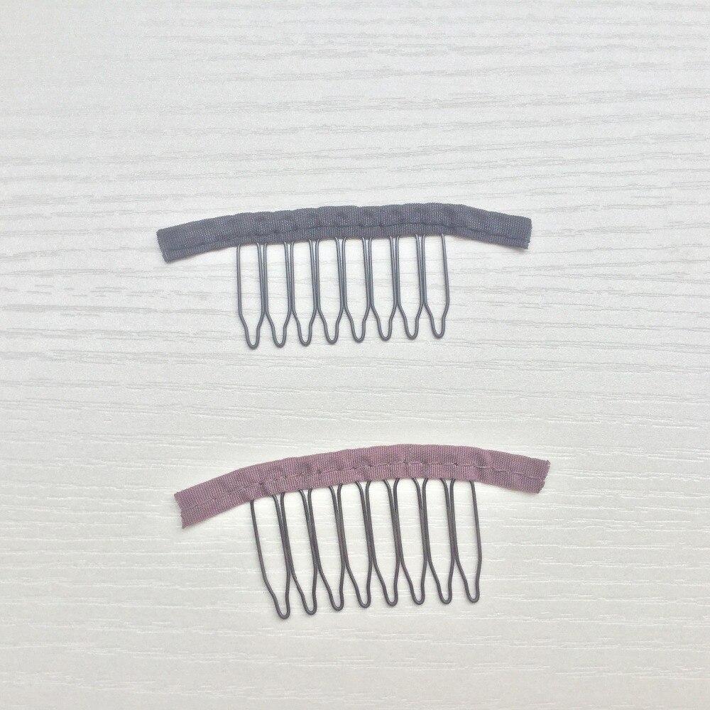 Pripomočki za lasulje, Česna kapa za lasulje in zaponke za kapico - Nega las in styling