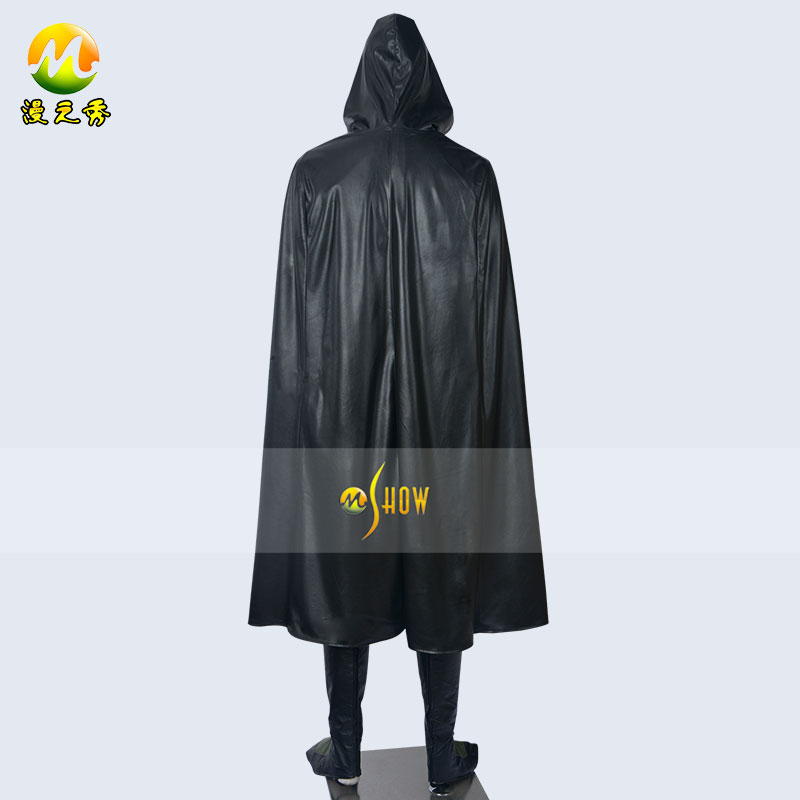 Anime Justice League Titan Cosplay Costume for Adult Men and Women Halloween Party Set
