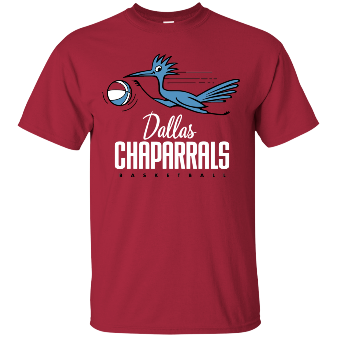 detailing a4c10 efa6b US $12.34 35% OFF|Dallas Chaparrals, ABA, Basketball, Retro, 1970's, 70's,  Texas, Jersey Logo, Thr Harajuku Tops Fashion Classic Unique t Shirt-in ...